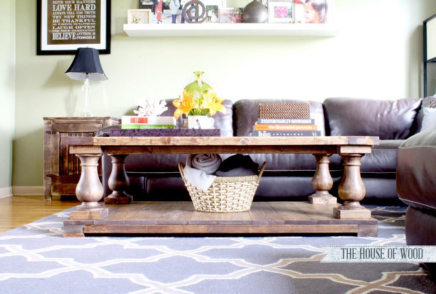 blog diy balustrade coffee table plans