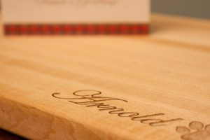 Getting the Most out of your Custom Engraving
