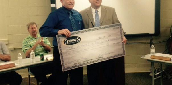 Osborne Supports Stephens County School Teachers