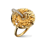 Carrera y Carrera Shanghai Ring at Oster Jewelers