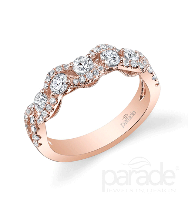 Parade Designs Diamond Engagement Rings and Wedding Bands are available at Oster Jewelers.