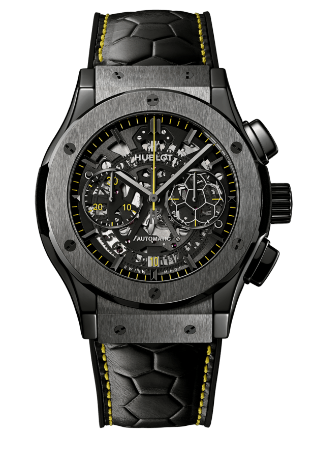 Hublot Limited Edition Pelé Classic Fusion at Oster Jewelers