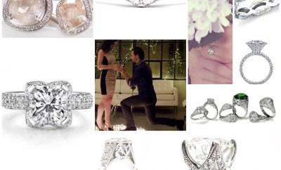 Follow our Diamond Engagement Rings Pinterest Board #mybridalstyle #mydiamondstyle