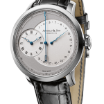 Arnold & Son TBR Stainless Steel | Oster Jewelers