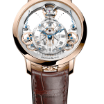Arnold & Son Time Pyramid 18krg | Oster Jewelers