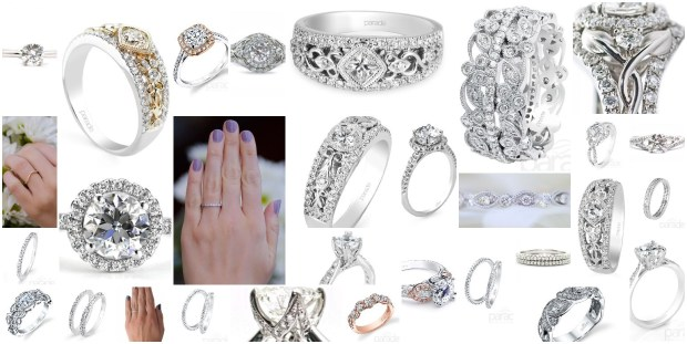Parade Designs Diamond Engagement Rings and Wedding Bands at Oster Jewelers