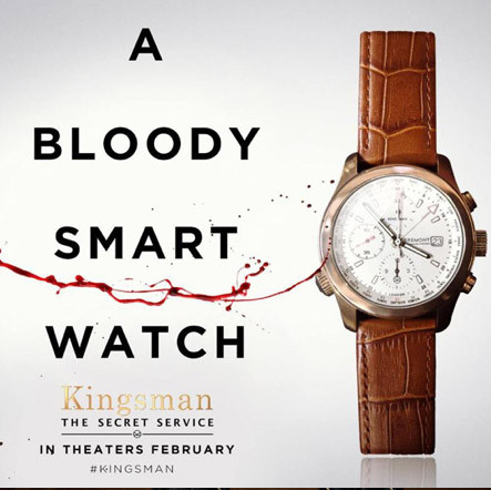 Order your Bremont LE Kingsman Watch at Oster Jewelers