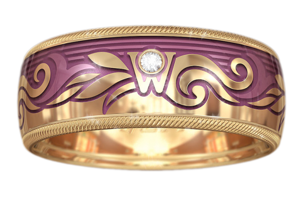 Wellendorff I Wish You Luck 2014 Ring of the Year | Oster Jewelers