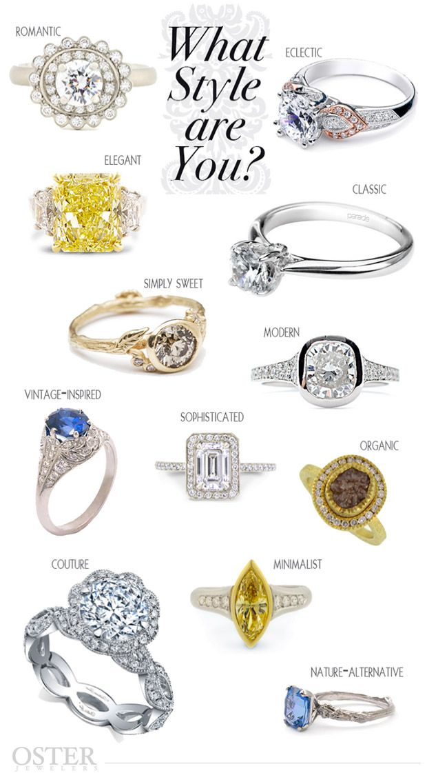What is your Bridal Style? | Oster Jewelers