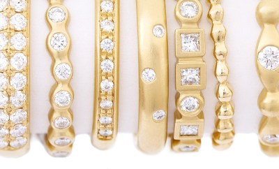 Anne Sportun Shopping Event   Oster Jewelers Blog #mybridalstyle #mydiamondstyle