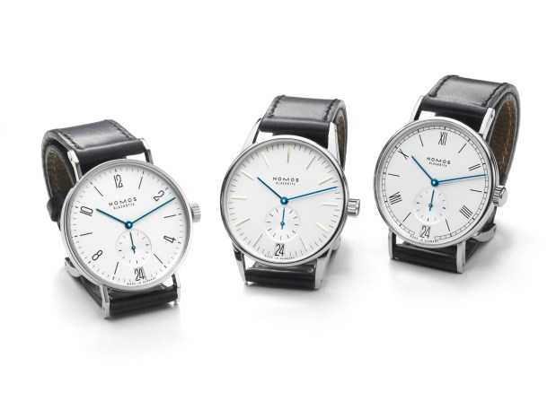 NOMOS Watches at Oster Jewelers | Oster Jewelers Blog