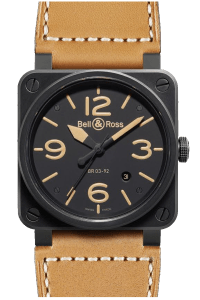 Bell & Ross Ceramic Heritage | 20% off all Bell & Ross watches in stock at Oster Jewelers