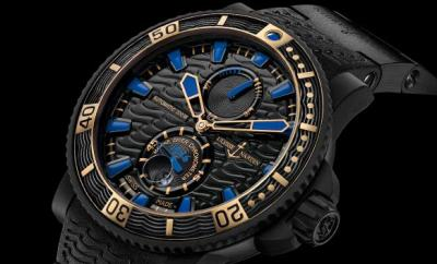 Ulysse Nardin Black Sea Limited Edition