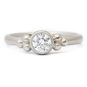 Anne Sportun's Vintage Bridal Collection is at Oster Jewelers! #mybridalstyle #mydiamondstyle