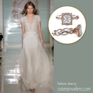 Wedding Wednesday with Katharine James | Oster Jewelers Blog