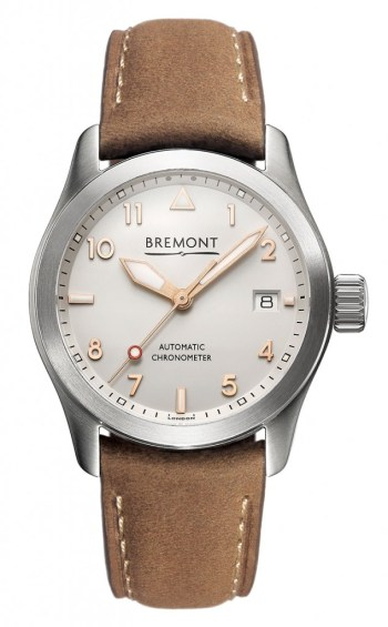 Bremont Solo 37 White Dial | Oster Jewelers Blog