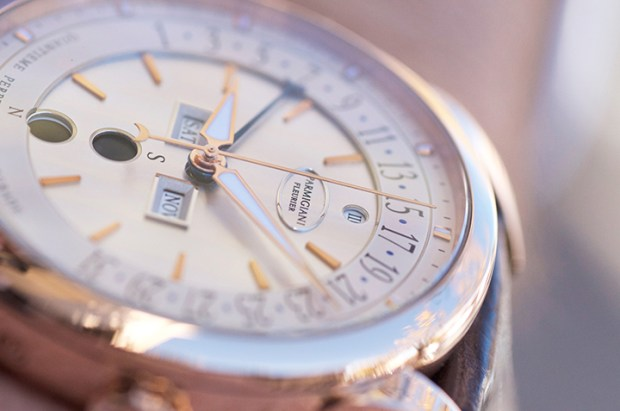 The Parmigiani Tonda Centum Perpetual Calendar is housed in an 18krg case and is truly a piece of technical artwork | Oster Jewelers Blog