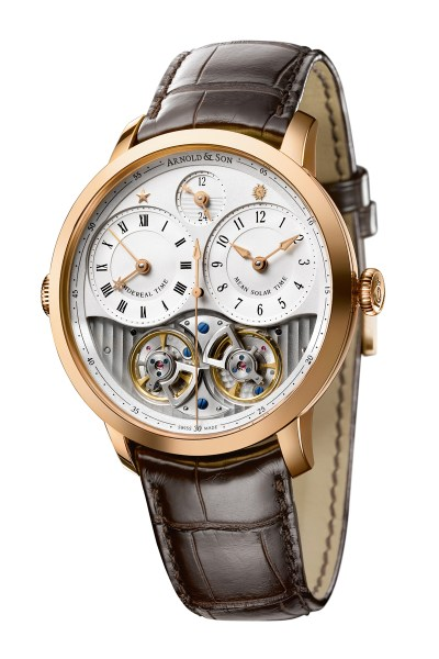 Arnold & Son DBS Equation Sidereal   Oster Jewelers Blog