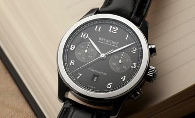 Bremont's ALT1-C Polished Black Timepiece | Oster Jewelers Blog