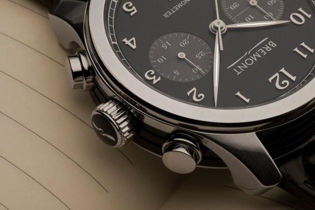 Bremont's ALT1-C Polished Black Timepiece | Oster Jewelers Blog