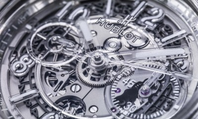Hublot Big Bang Unico Sapphire | Oster Jewelers