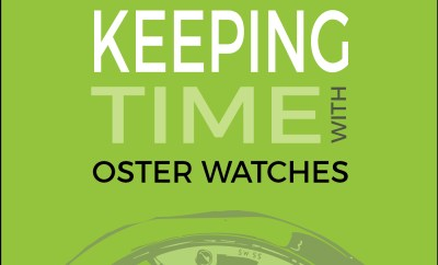 Keeping Time Podcast at Oster Jewelers
