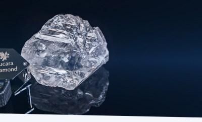 1,109 Carat Diamond