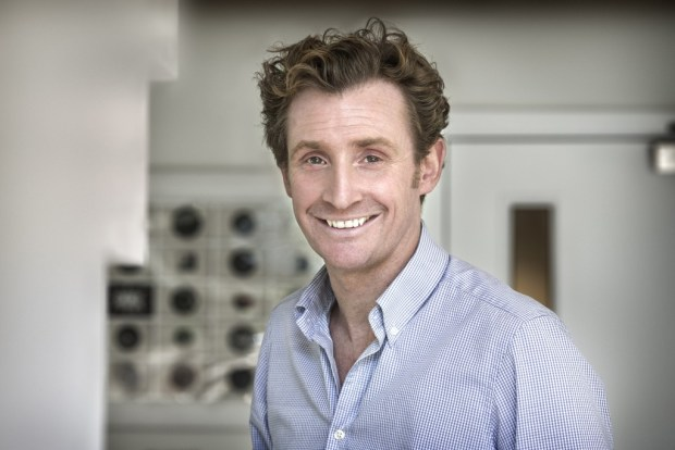 Nick English Co-owner of Bremont