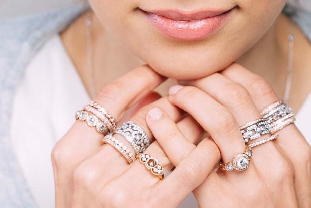 Stacking Diamond Rings Denver