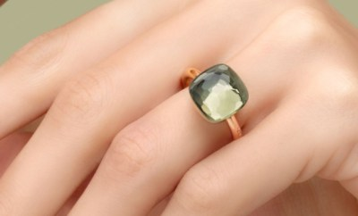 Green Stone Jewelry for Spring at Oster Jewelers