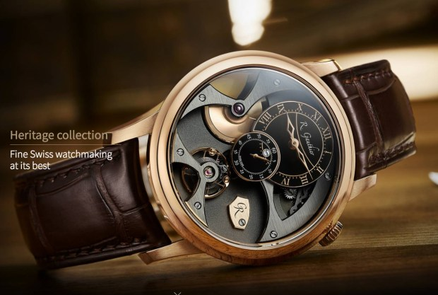 Heritage One Collection by Romain gauthier