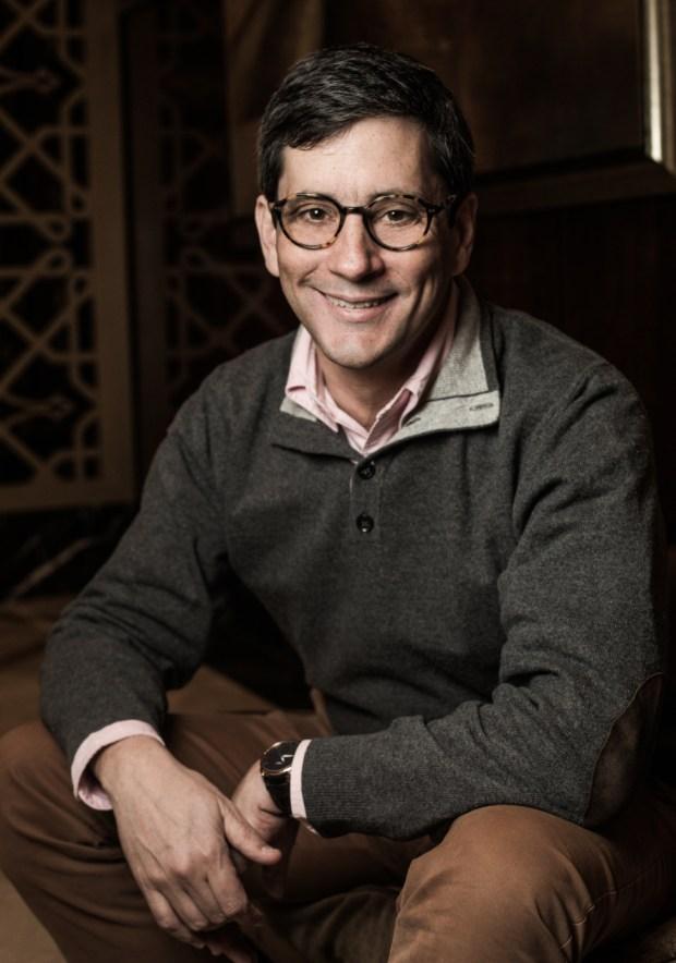 Davide Traxler   CEO Parmigiani Fleurier
