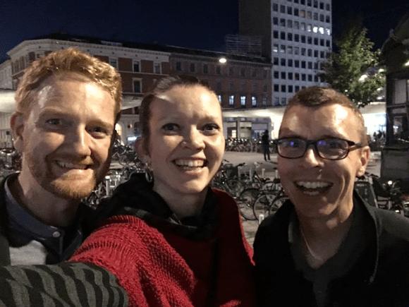 Christian Lass / Hannelore Gleich / Peter Christiansen