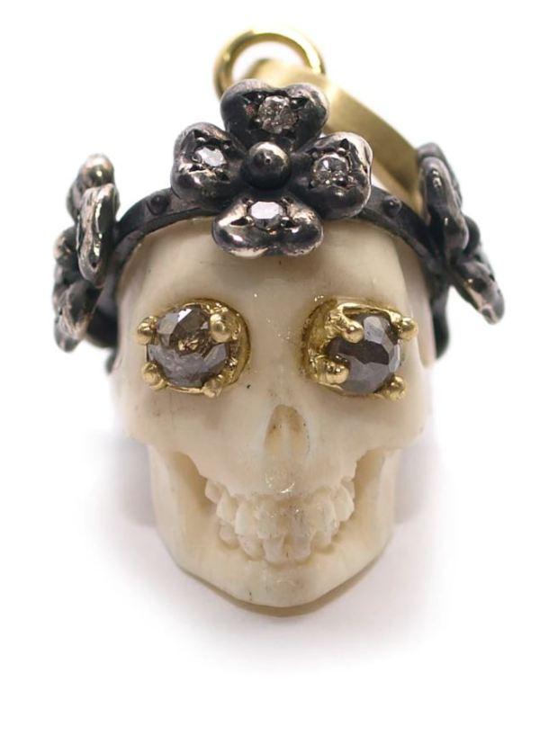 Sylva & Cie Juliet Skull | OsterJewelers.com