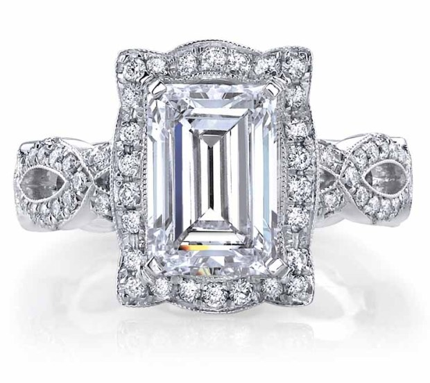 Katharine James - Bellas Love Diamond Engagement Ring