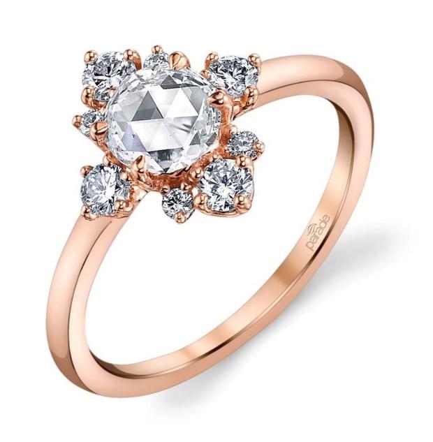 Parade Designs Lumiere Diamond Bridal Ring