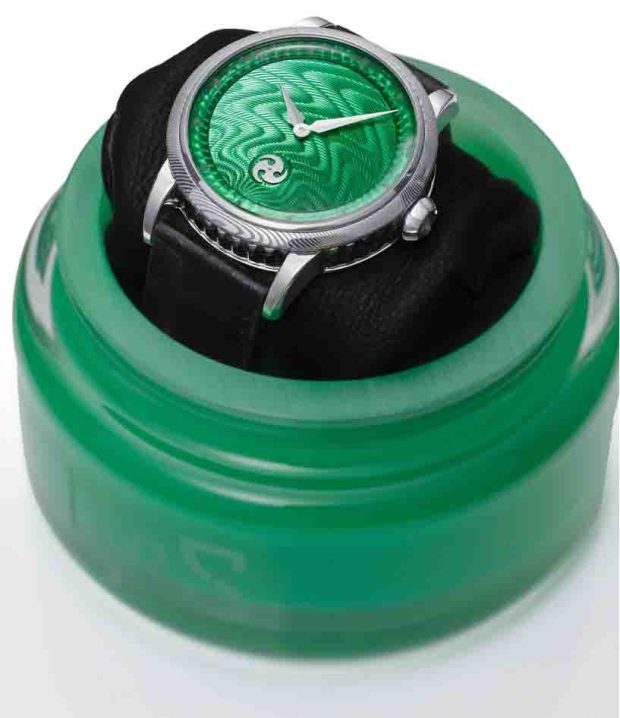 Guilloche Watch box