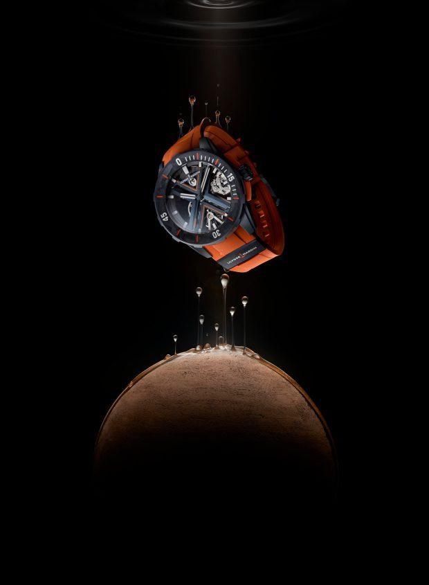 Ulysse Nardin Diver X Skeleton - Supercharged Orange