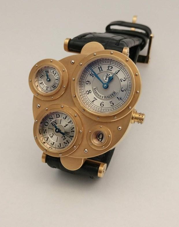 Vianney Halter Antiqua Time Machine Perpetual Calendar