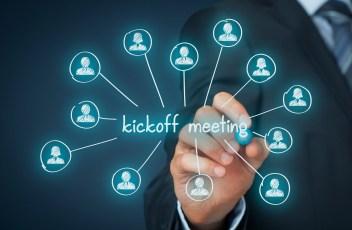 proposal Kickoff meeting