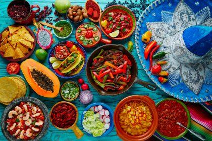 5 причин почему человечеству стоит запомнить мексиканскую кухню