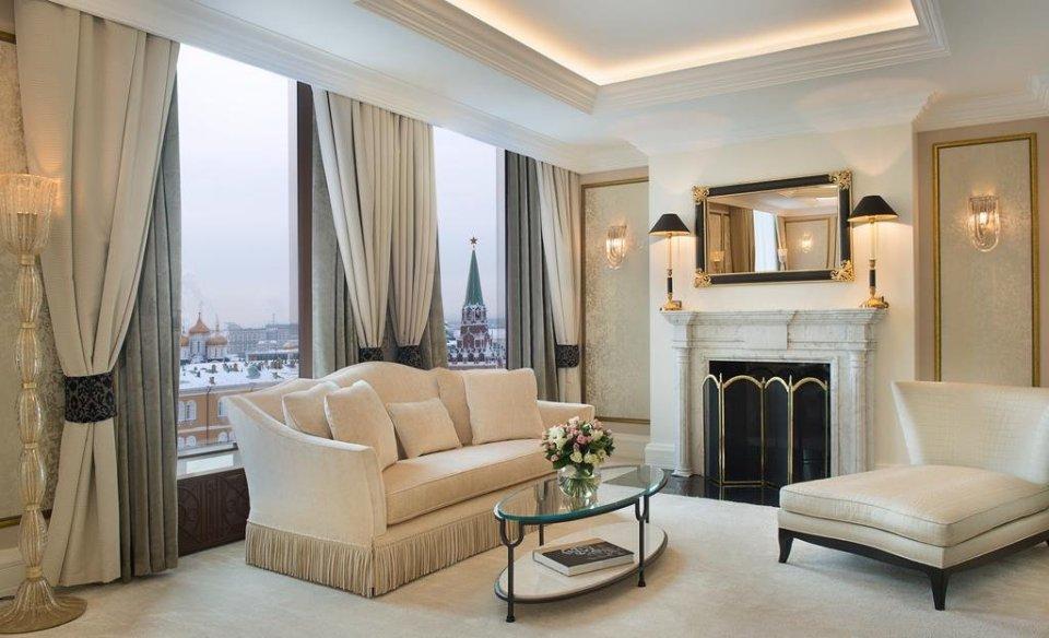 10 самых дорогих гостиничных номеров в мире