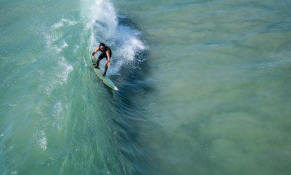 На гребне волны или серф направления