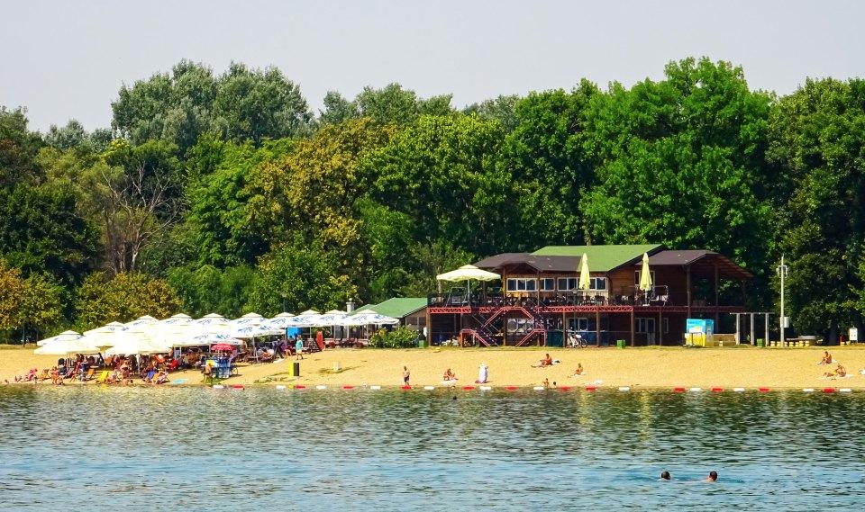 Пляжный отдых в Сербии