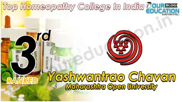 Top Homeopathy Colleges in India