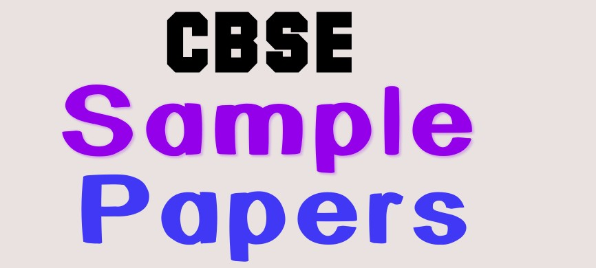 Solved Biology Sample Papers for Class 12 CBSE with pdf to