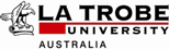 Logo of La Trobe University