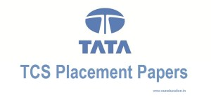 TCS Placememt Papers