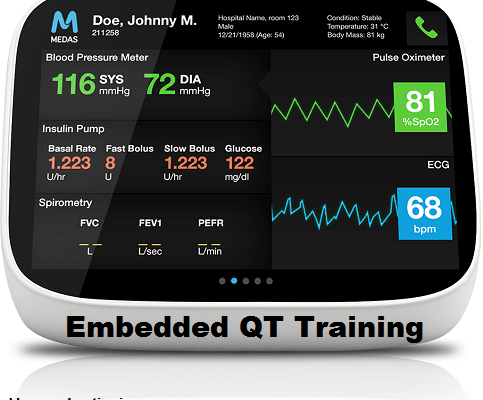 Embedded QT
