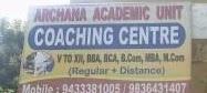 Archana Academic Unit